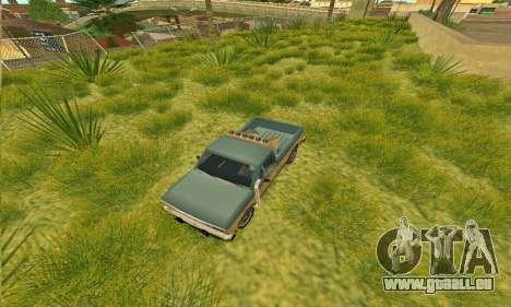 Bobcat Offroad Rüstung für GTA San Andreas rechten Ansicht