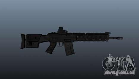 Fusil SIG SG 751 v1 pour GTA 4 troisième écran
