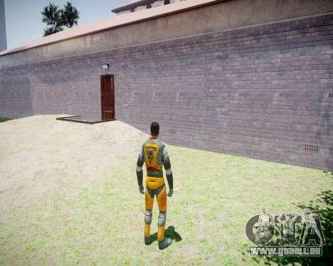 Gordon Freeman für GTA 4 siebten Screenshot