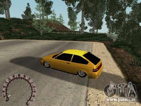 VAZ 21123 für GTA San Andreas rechten Ansicht