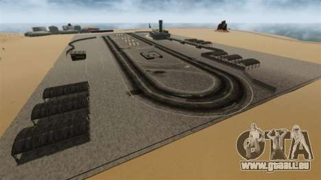 Einsame Stadt für GTA 4 dritte Screenshot