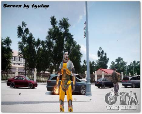 Gordon Freeman pour GTA 4