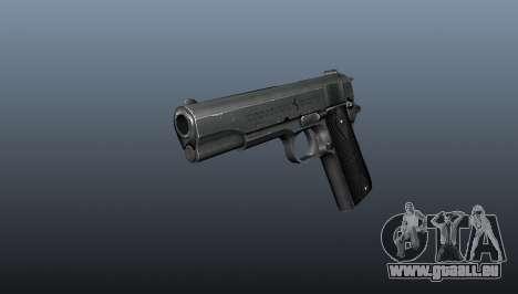 Pistolet M1911 v3 pour GTA 4