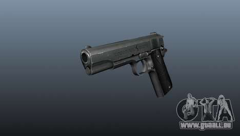 Pistole Colt M1911 v3 für GTA 4