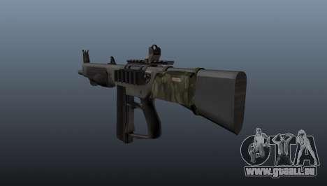 Die AA-12 Schrotflinte für GTA 4 Sekunden Bildschirm
