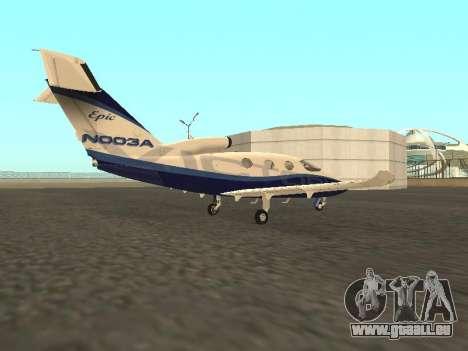 La victoire épique de Microsoft Flight Simulator pour GTA San Andreas laissé vue
