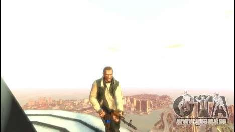 AKS-47 pour GTA 4 quatrième écran