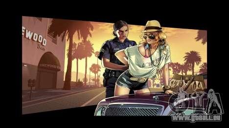 GTA V for IV LoadingScreens für GTA 4 weiter Screenshot