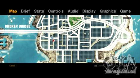 Map-Radar-HUD Pack für GTA 4 dritte Screenshot