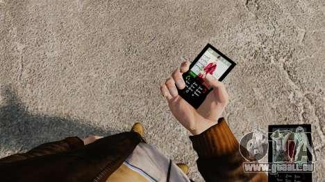 Le thème des personnages de GTA 5 pour GTA 4 secondes d'écran
