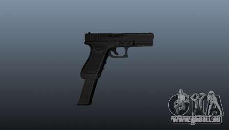 Glock 18 Akimbo v1 für GTA 4 dritte Screenshot