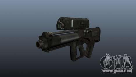 Die XM-25 Granatwerfer für GTA 4
