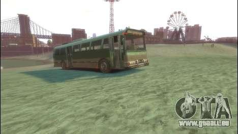 Bus von GTA 5 für GTA 4