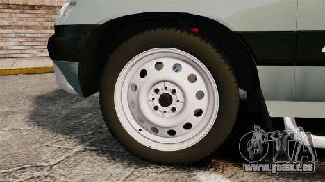 Vaz-2123 v1.1 pour GTA 4 Vue arrière
