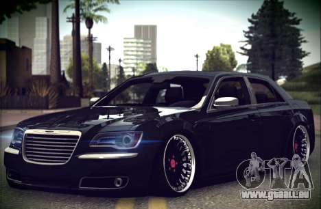 Chrysler 300C Stance pour GTA San Andreas