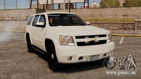 Chevrolet Tahoe Slicktop [ELS] v1 für GTA 4