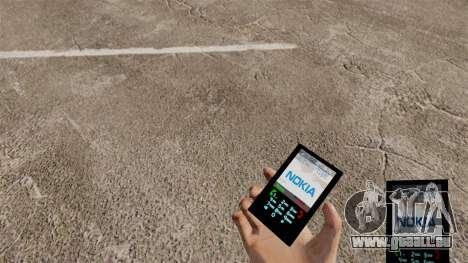 Theme for Nokia Telefon für GTA 4