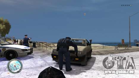 Map-Radar-HUD Pack für GTA 4 siebten Screenshot