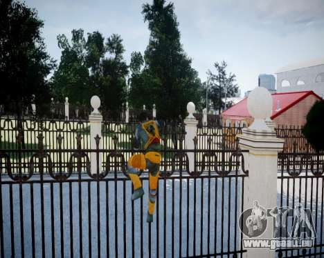 Gordon Freeman für GTA 4 neunten Screenshot