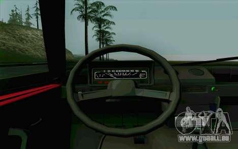 KAMAZ Oka pour GTA San Andreas vue de côté