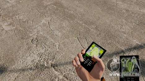 Thema für Ihr Android Handy für GTA 4