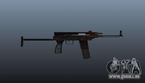 Chine 79 mitraillette Type SMG pour GTA 4 troisième écran