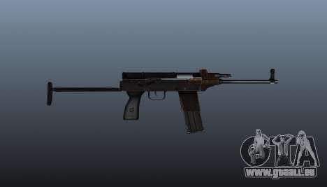 China 79 Maschinenpistole Typ SMG für GTA 4 dritte Screenshot