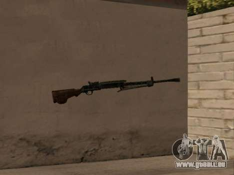 SDO pour GTA San Andreas