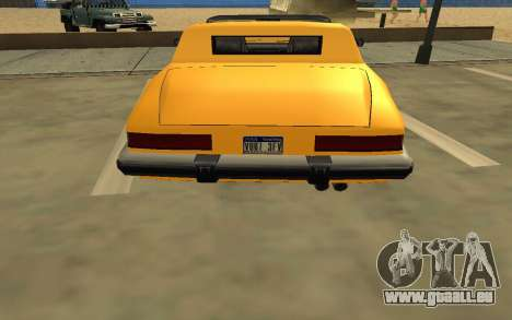 GTA V to SA: Realistic Effects v2.0 für GTA San Andreas neunten Screenshot