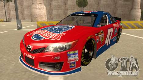 Toyota Camry NASCAR No. 47 House-Autry pour GTA San Andreas