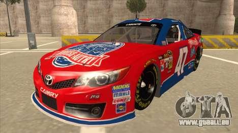Toyota Camry NASCAR No. 47 House-Autry für GTA San Andreas
