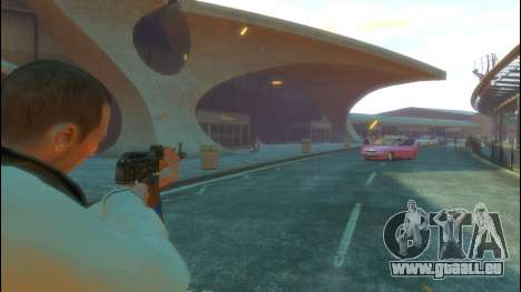 AKS-47 pour GTA 4 cinquième écran