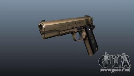 Pistolet M1911 v2 pour GTA 4