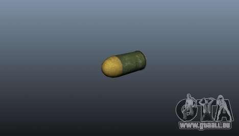 Die XM-25 Granatwerfer für GTA 4 weiter Screenshot