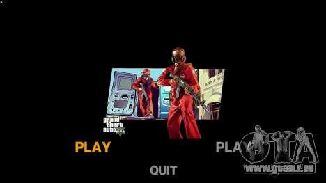 GTA V for IV LoadingScreens für GTA 4 Sekunden Bildschirm