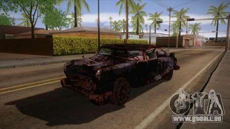 New Glenshit pour GTA San Andreas vue intérieure