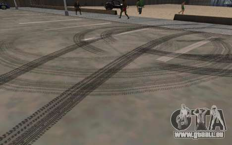 GTA V to SA: Realistic Effects v2.0 für GTA San Andreas sechsten Screenshot