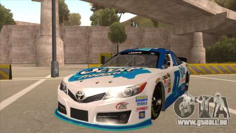 Toyota Camry NASCAR No. 47 Scott für GTA San Andreas