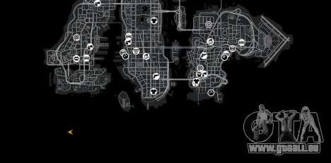 Einsame Stadt für GTA 4 siebten Screenshot