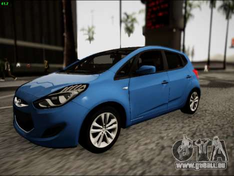 Hyundai ix20 für GTA San Andreas linke Ansicht