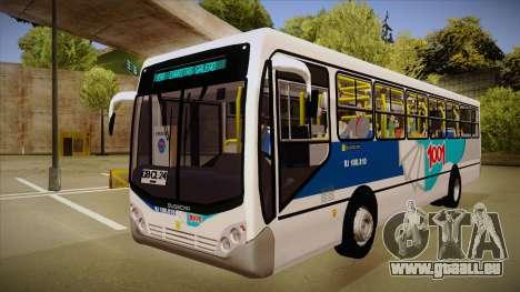 Busscar Urbanuss Pluss 2009 für GTA San Andreas