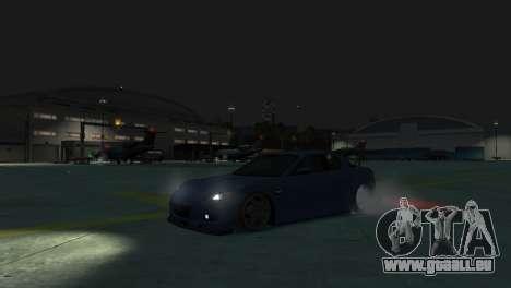 Mazda RX-8 R3 für GTA 4 Seitenansicht