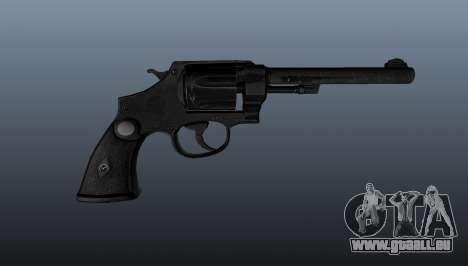 Double-Action-revolver für GTA 4 dritte Screenshot