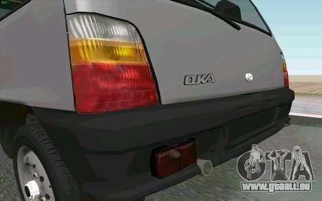 KAMAZ Oka pour GTA San Andreas vue arrière