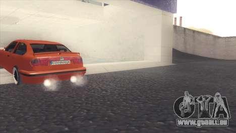 Seat Cordoba SX pour GTA San Andreas vue de droite