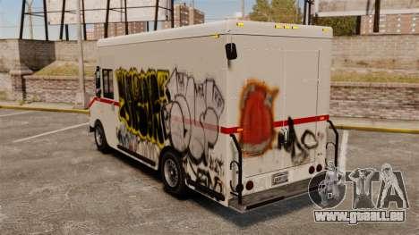 Nouveau graffiti à Boxville pour GTA 4 est un droit