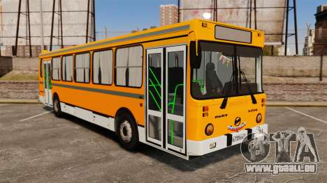 LIAZ-5256 45-01 pour GTA 4