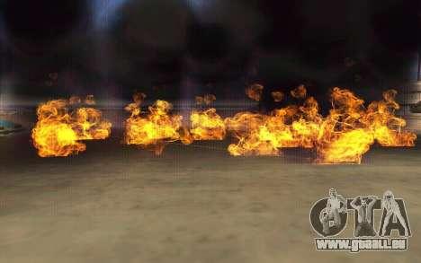 GTA V to SA: Realistic Effects v2.0 für GTA San Andreas dritten Screenshot