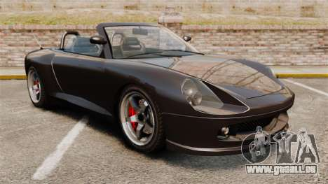 Cabriolet comète pour GTA 4