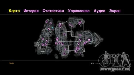 Texte de l'arc-en-ciel pour GTA 4